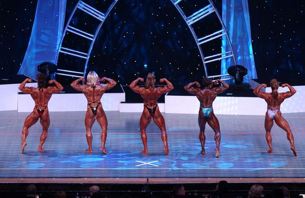Arnold Classic 2004 Ms International Finals