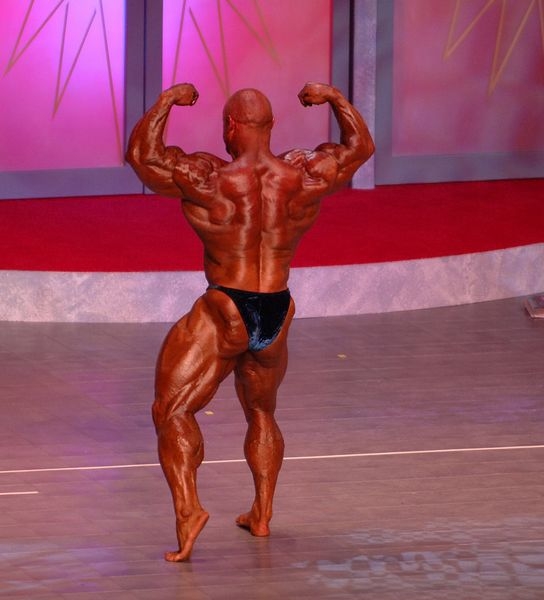 2006 Arnold Classic Mens Finals - Branch Warren