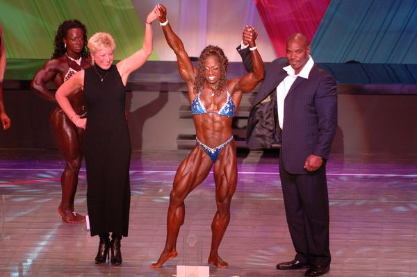 2006 Arnold Classic Ms International Finals - Awards