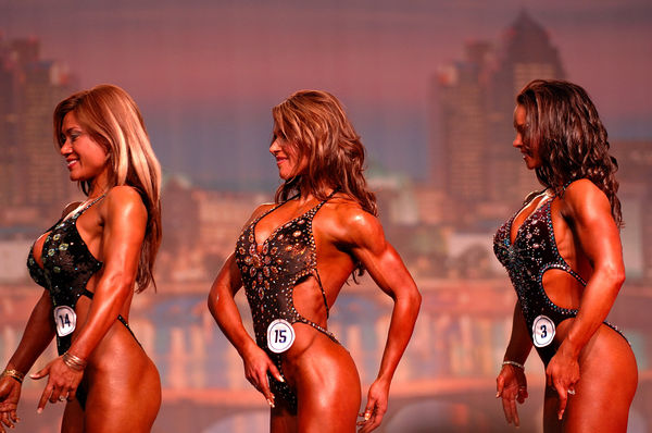 2007 Arnold Classic - Figure Prejudging - Round 1